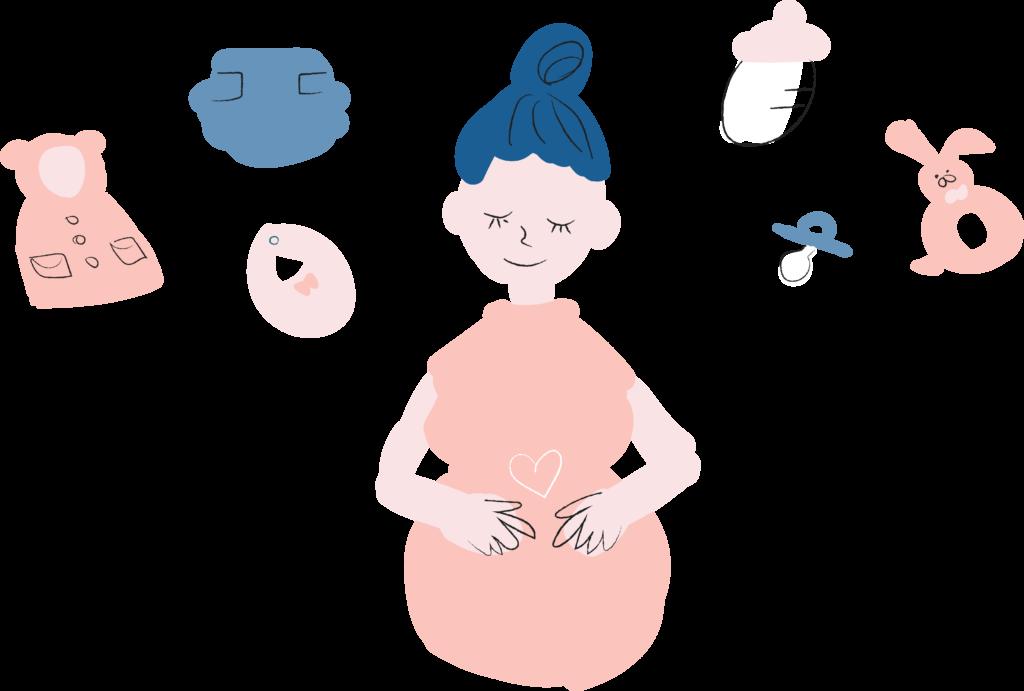役立つ出産前後グッズのススメ